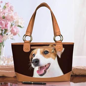 IP02 regalo per gli amanti dei cuccioli di cane #16290 Grazioso portachiavi Jack Russell Terrier