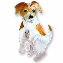 jack russell terrier jewelry